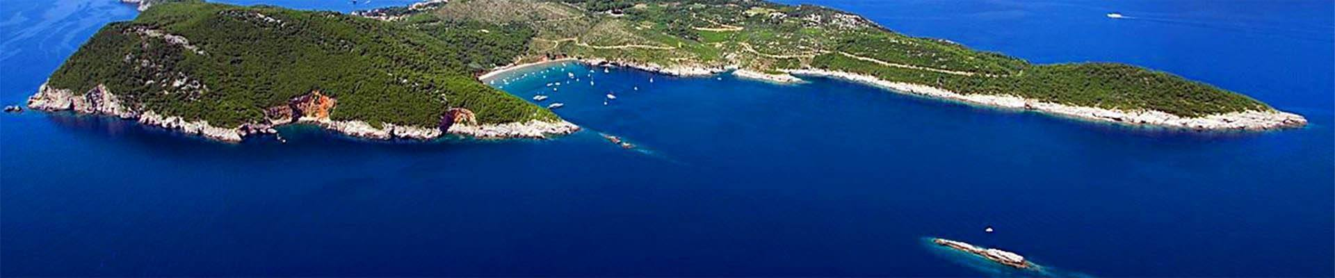 Elaphite islands boat tour from Dubrovnik