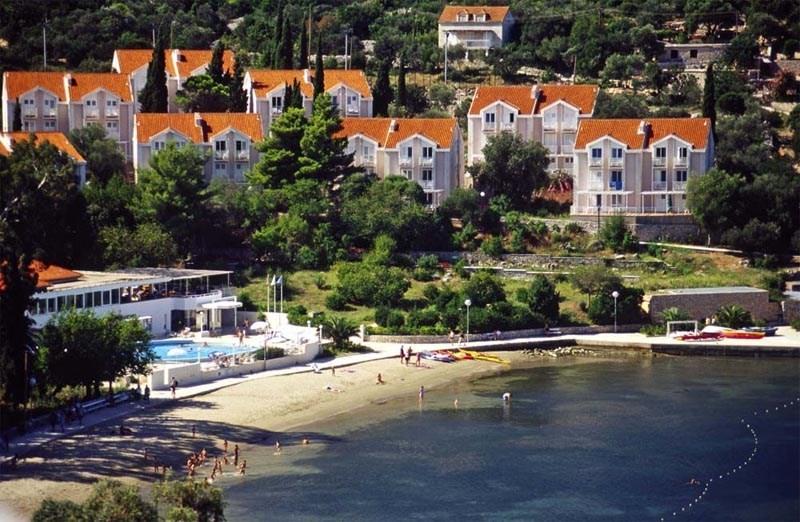 Elaphite islands boat tour from Dubrovnik