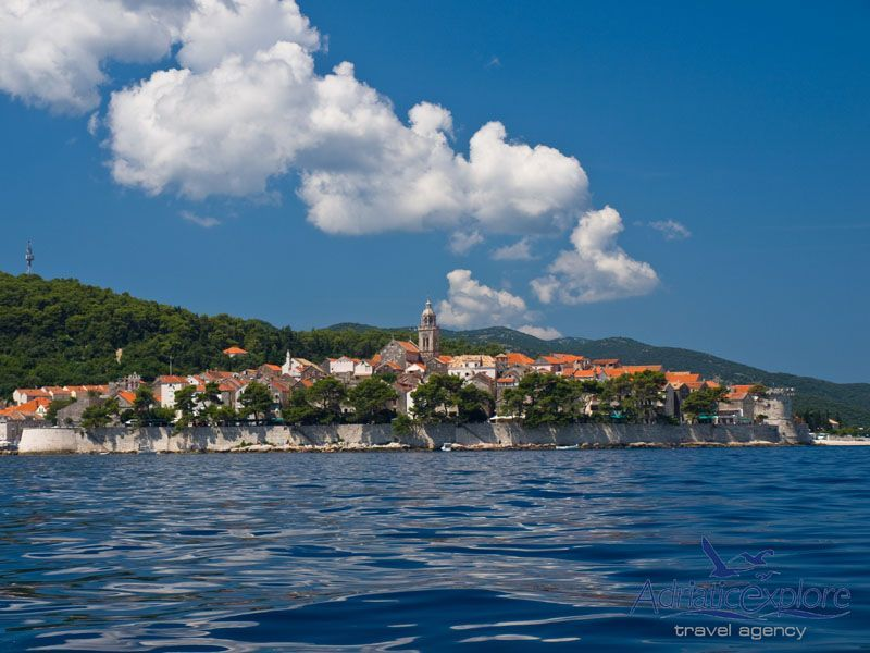 Korcula tour from Dubrovnik