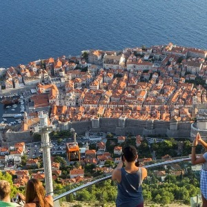 Six views of Dubrovnik