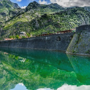 Montenegro with boat cruise in Kotor Bay