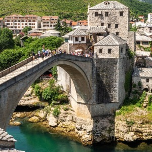 Mostar & Kravica Tour from Dubrovnik