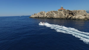 boat rental dubrovnik adriatic explore atlantic open 670