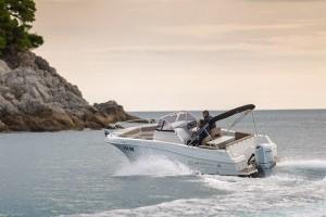 atlantic open 750 boat rent dubrovnik