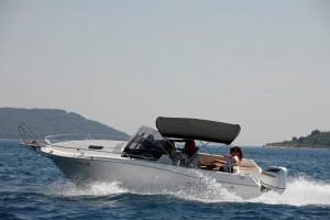 atlantic suncruiser 730 boat rent dubrovnik