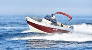 boat rental dubrovnik atlantic open 670 adriatic explore