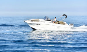 atlantic open 750 boat rent dubrovnik adriatic explore