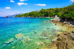 Elafiti boat excursion from Dubrovnik