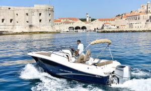 dubrovnik boat rent adriatic explore