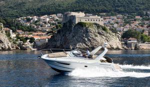 adriatic explore boat rent dubrovnik jeanneau leader 8