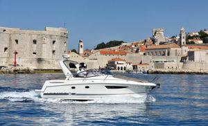 jeanneau leader 8 boat rent dubrovnik