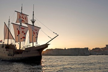 karaka sunset and dinner cruise dubrovnik