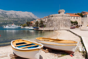 korcula bout tours from Dubrovnik