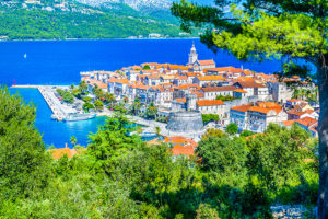 korcula bout tour from Dubrovnik