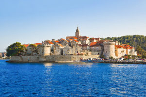korcula bout excursion from Dubrovnik