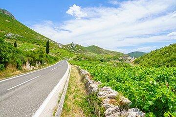 korcula & peljesac tour from Dubrovnik