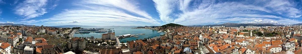 Split tour from Dubrovnik