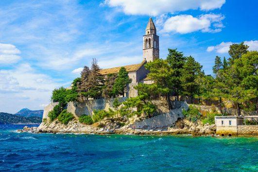 elaphite islands tour from dubrovnik