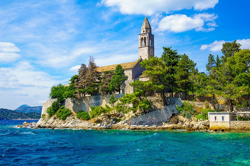 Elaphite Islands Trip From Dubrovnik Boat Tour