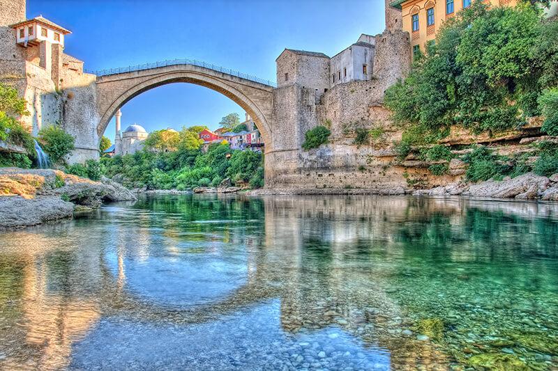 Mostar & Kravice Tour from Dubrovnik   Adriatic Explore  Mostar & Kravic...
