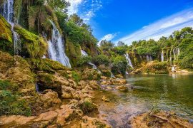 Mostar kravice day tour from dubrovnik