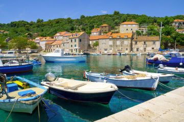 dubrovnik speedboat tour elaphite islands ston