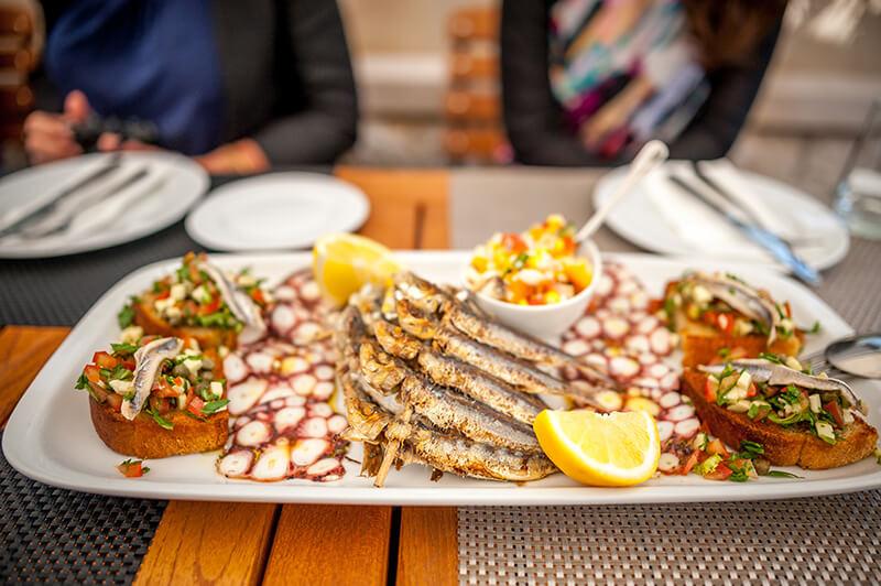 Dubrovnik food tour dubrovnik sights bites tour for Adriatic cuisine