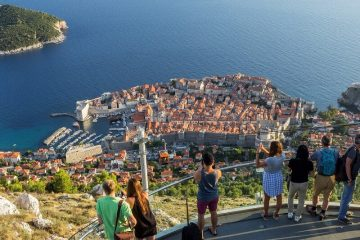 dubrovnik photo panorama tour