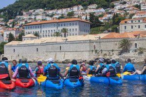 kayak tours dubrovnik old town