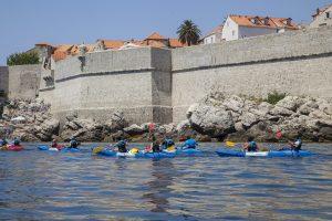 kayak tours dubrovnik old town tour